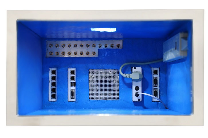 HDRF-6U60-B1 RF Shield Test Box